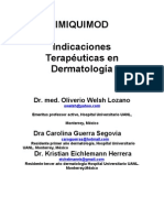 Imiquimod. Indicaciones Terapéuticas en Dermatología