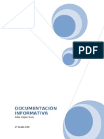 DOCUMENTACIÓN INFORMATIVA