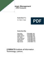 pestle analysis of finland