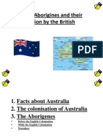 Australian's Aborigines and their Colonization by the British