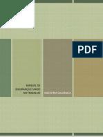 SESI-SP - Manual Saude Na Galvanoplastia