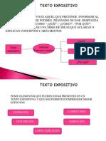 Ppt Textos Expos Caract Estructura