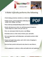 California Baking School Schedule