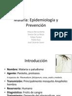 Presentación Malaria