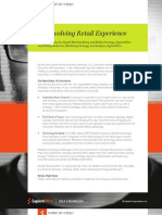 The Evolving Retail Experience