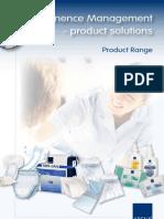 Abena Continence Management - Product Range - Catalogue