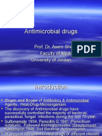 micro slides 04 antimicrobial drugs