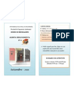 Alerta Bibliografica 4