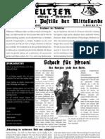 Sonderkreutzer zur Reichsversammlung vom 9. Ferret A.A. 74 t.n.
