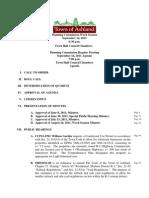Full Agenda September 14, 2011