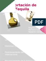 Exportacion Tequila
