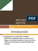 Método Mapfre
