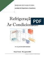 Apostila Refrigeração e Ar Condicionado
