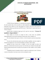 Reflexão da UFCD Processos Identitários