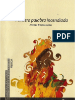 Primera Palabra Incendiada - Antologia de Poetas Liceistas