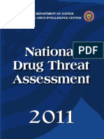 National Drug Threat Assessment 2011