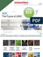AIX Presentation - NiceOne