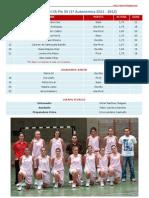 1ª División Autonómica Femenina (gallega) 2011-12