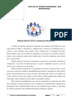 Reflexão final da UFCD, Comunicação Interpessoal