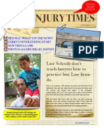 New Online! NY Injury Times-Sept 2011 Newsletter