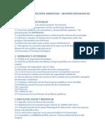 RESUMEN JUAN GUILLERMO BELTRÁN AMORTEGUI - PROGRAMA DE GOBIERNO