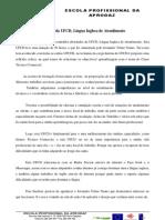 Reflexão da UFCD, Língua Inglesa de Atendimento