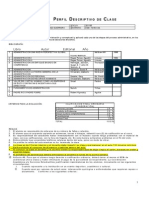 Perfil Descriptivo Proceso Administrativo Lic. Administración