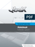 Manual Do Notebook Qbex 2010