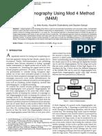 Audio Steganography Using Mod 4 Method (M4M)