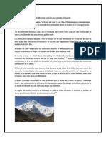Los Valores Del Everest