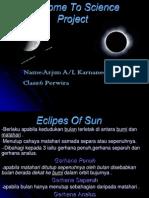 Eclipse of Sun 2