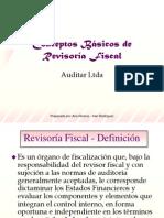 Conceptos Revisoria Fiscal