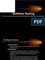 Software Testing 2