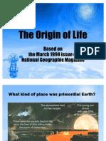 Origin of Life (Nat Geo)