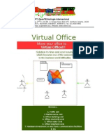 flyer Virtual Office english