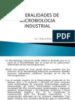 Aislamiento de Microorganismos de Interés Industrial