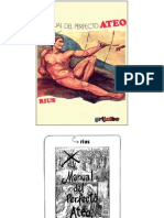 Manual Del Perfecto Ateo, Rius