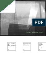 Tyler Mikolajczak Portfolio