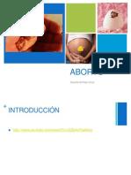 ABORTO etica profesional