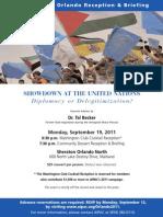AIPAC Orlando 09.19.11 Event