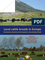 Local Cattle Breeds in Europe Libro Mayo 2010[1]