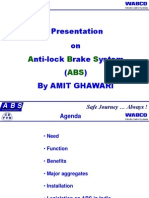 Presentation on Abs by Amit Ghawari