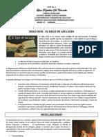 GUÍA No 7 - 9º LITERATURA EN EL SIGLO XVIII
