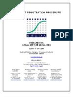 SMEDA Copyrights Registration Procedure