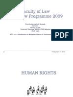 Human Rights in Malaysia