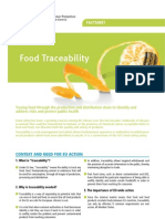 Factsheet Trace Ability