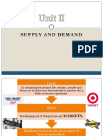 Supply and Demand Chp 2
