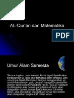 AL-Qur'an dan Matematika