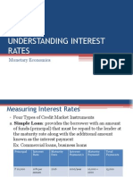 Understanding Interest Rates