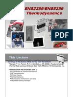 Lecture Thermodynamics Chp1